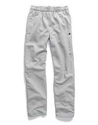 Champion Men's Powerblend® Sweats Open Bottom Pants