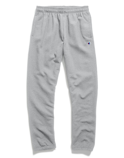 Champion Men's Powerblend® Sweats Relaxed Bottom Pants