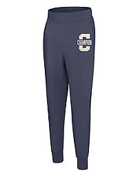 Champion Men's Heritage Fleece Jogger, Letterman Leg