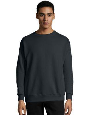 Hanes ComfortBlend EcoSmart Men`s Crew Sweatshirt Light Blue