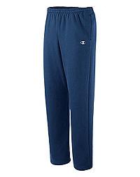 Champion Eco® Fleece Open-Hem Men's Sweatpants