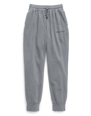 Champion Men's Vintage Dye Fleece Joggers, Embroidered Logo