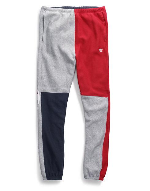 b03711e02e71 Champion Life® Men s Reverse Weave® Colorblock Pants