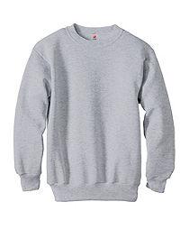 Hanes Youth ComfortBlend® EcoSmart® Crewneck Sweatshirt