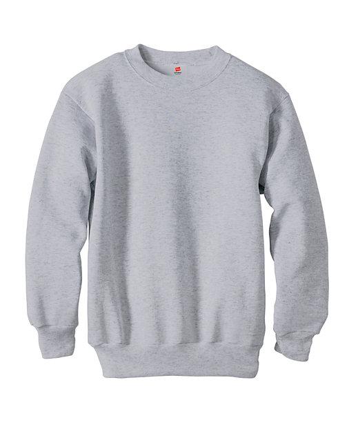 94d72a7fe75a Hanes Youth ComfortBlend EcoSmart Sweatshirt