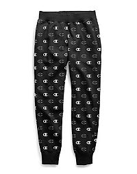Champion Life® Men's Reverse Weave® Joggers, All Over Logo