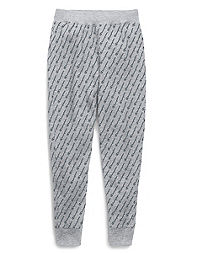 Champion Life® Men's Reverse Weave® Joggers, All-over Logo