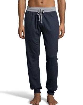 Hanes Men's 1901 Heritage French Terry Jogger Pant