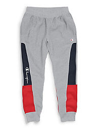 Champion Life® Men's Reverse Weave® Colorblock Joggers
