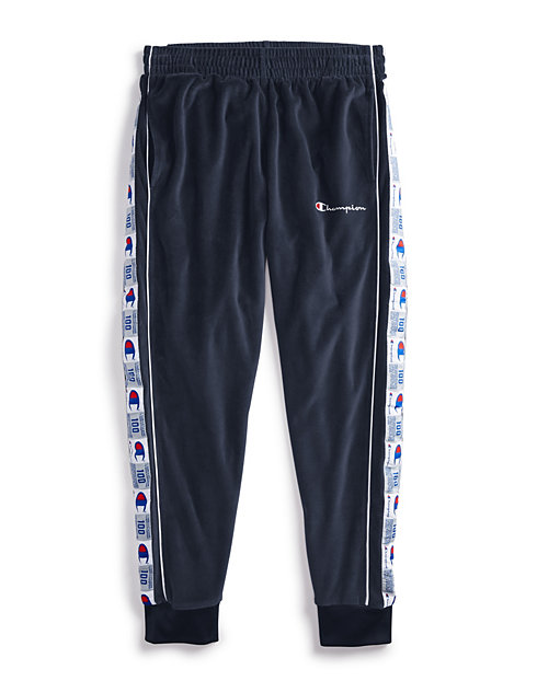 Champion Life® Men's Velour Track Pants