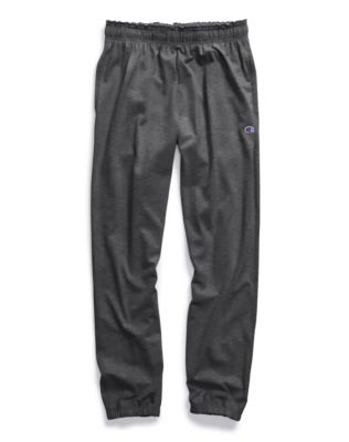 Champion Men's Closed Bottom Jersey Pants