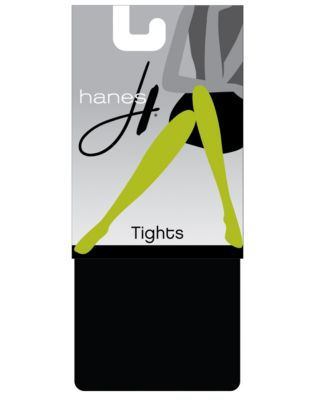 Hanes Seasonless Tights 2-Pack