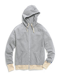 Champion Women's Plus Powerblend® Fleece Full Zip Hoodie