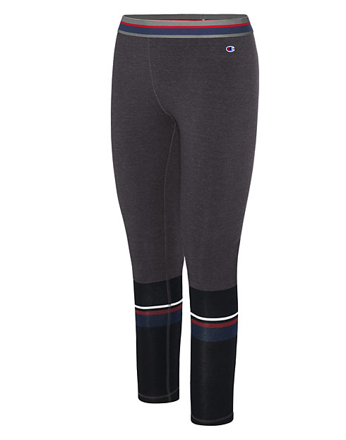 Champion Women's Plus Authentic 7/8 Tights