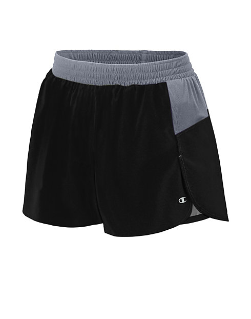 Champion Women's Plus Sport Shorts 5