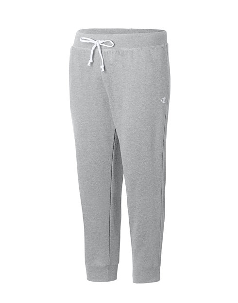 Champion Women's Plus French Terry Jogger Pants
