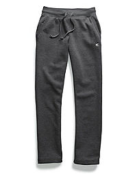 Champion Women's Plus Powerblend® Fleece Open Bottom Pants