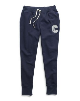 Champion Women's Plus Heritage Fleece Joggers, Block C