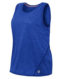 Champion Women's Plus Double Dry® Heather Tank