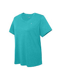Champion Women's Plus Double Dry® Heather Tee
