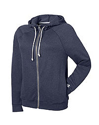 Champion Women's Plus French Terry Full Zip Hoodie