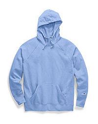 Champion Women's Plus Powerblend® Fleece Pullover Hoodie