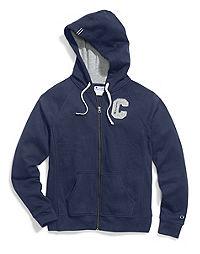Champion Women's Plus Heritage Fleece Zip Hoodie, Block C