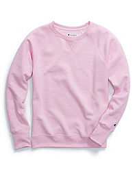 Champion Women's Plus Powerblend® Fleece Crew