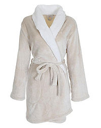 Capelli New York® Shawl Collar Cozy Robe