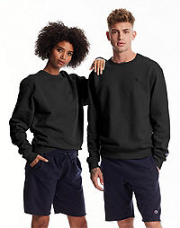 Champion Men s Powerblend® Sweats Pullover Crew ef6d92828354