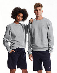 Champion Men's Powerblend® Fleece Crew