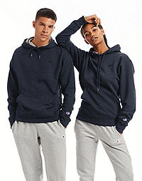 Champion Men's Powerblend® Fleece Pullover Hoodie