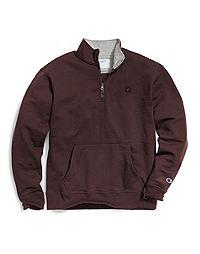 Champion Men's Powerblend® Sweats 1/4 Zip Pullover