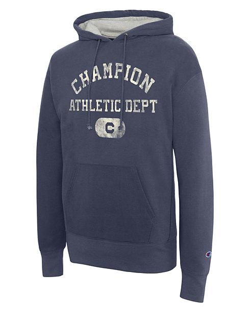 8c17955016a7 Champion Men s Heritage Fleece Pullover Hoodie