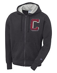 Champion Men's Heritage Fleece Zip Hoodie, Ivy League C