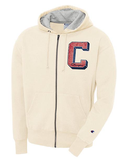 5789d61e006 Champion Men s Heritage Fleece Zip Hoodie