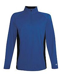 Champion Men's Performance Fleece Quarter Zip Pullover