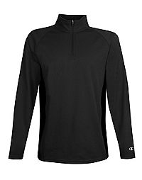 Champion Men's Performance Fleece Quarter Zip Pullover