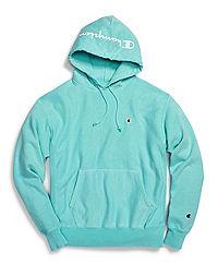 Champion Life® Men's Garment Dyed Reverse Weave® Hoodie, Script Logo