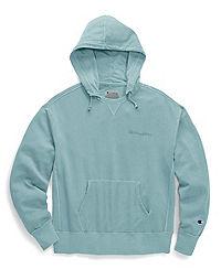 d9175e332437 Champion Men s Vintage Dye Fleece Pullover Hoodie