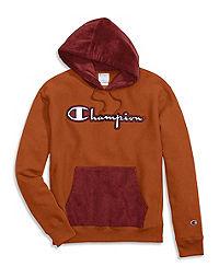 Champion Life® Men's Reverse Weave® & Corduroy Hoodie