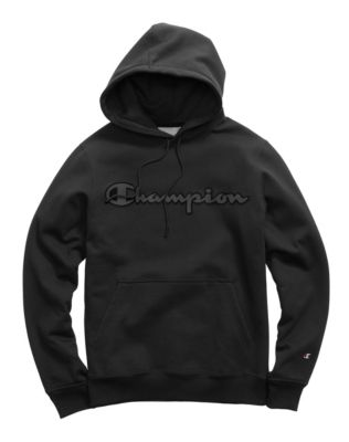 Champion® Men's Super Fleece 2.0 Pullover Hoodie, Furry Logo