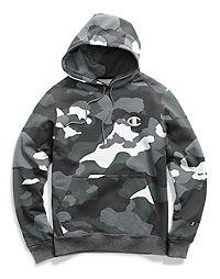 Champion Life™ Champion Super Hood® 2.0 Men's Printed Pullover Hoodie