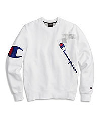 Champion® Men's Super Fleece 2.0 Crew, Behind the Label