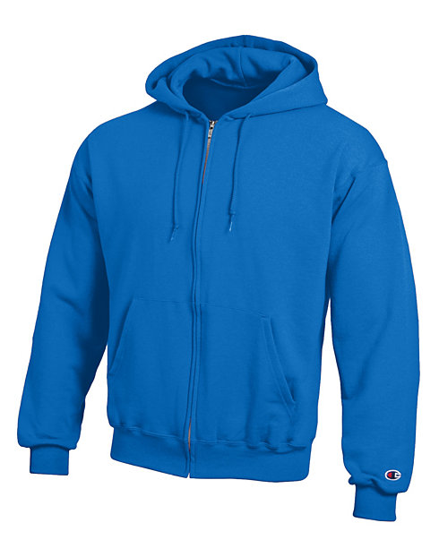 Champion Eco® Double Dry® Fleece Full Zip Hoodie