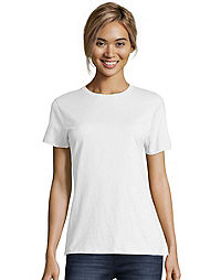f57e546e99d Women's T-Shirts | V-Neck, Crewneck & Scoop Neck | Hanes