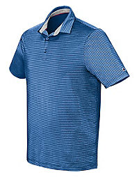 Champion Men's Stripe Performance Golf Polo