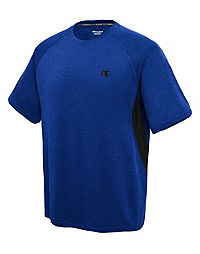 Champion Vapor® Men's Heather Tee With Side Vents