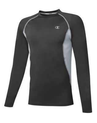 Champion Gear™ Men's Compression Long-Sleeve Tee