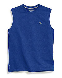 Champion Men's Double Dry® Mesh Texture Muscle Tee
